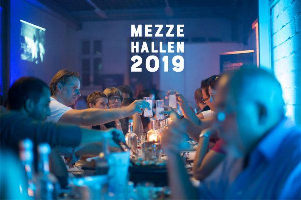 MEZZEHALLEN - SAMSTAG 30.03.2019