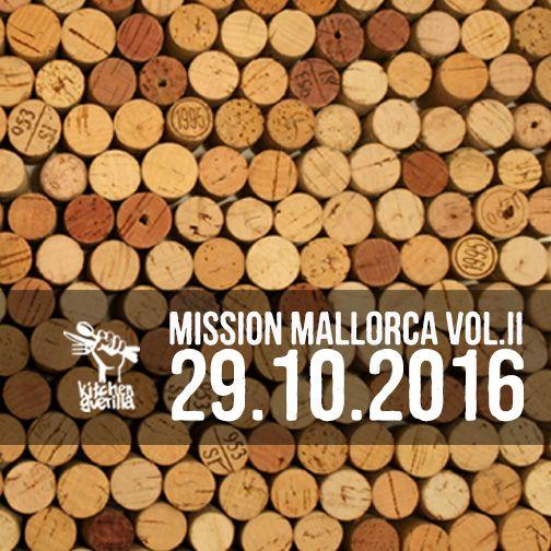 """Misión Mallorca Vol.02 """"FUEGUERILLA: ASALTO A BODEGA RIBAS"""""""