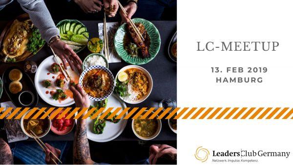 Leaders Club Meetup Hamburg - Eine Reise nach Israel